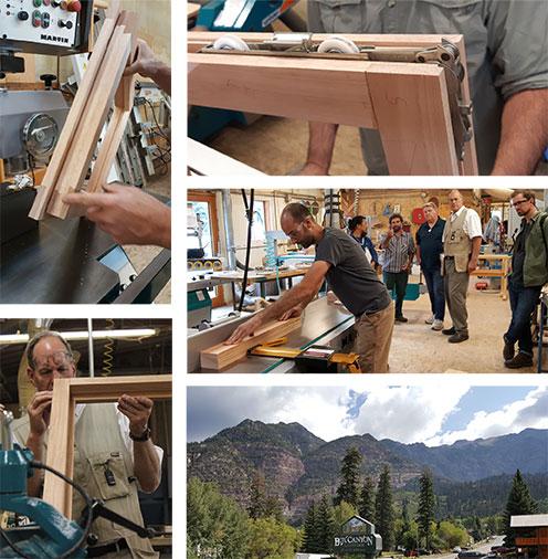 Alpine Workshop in Action