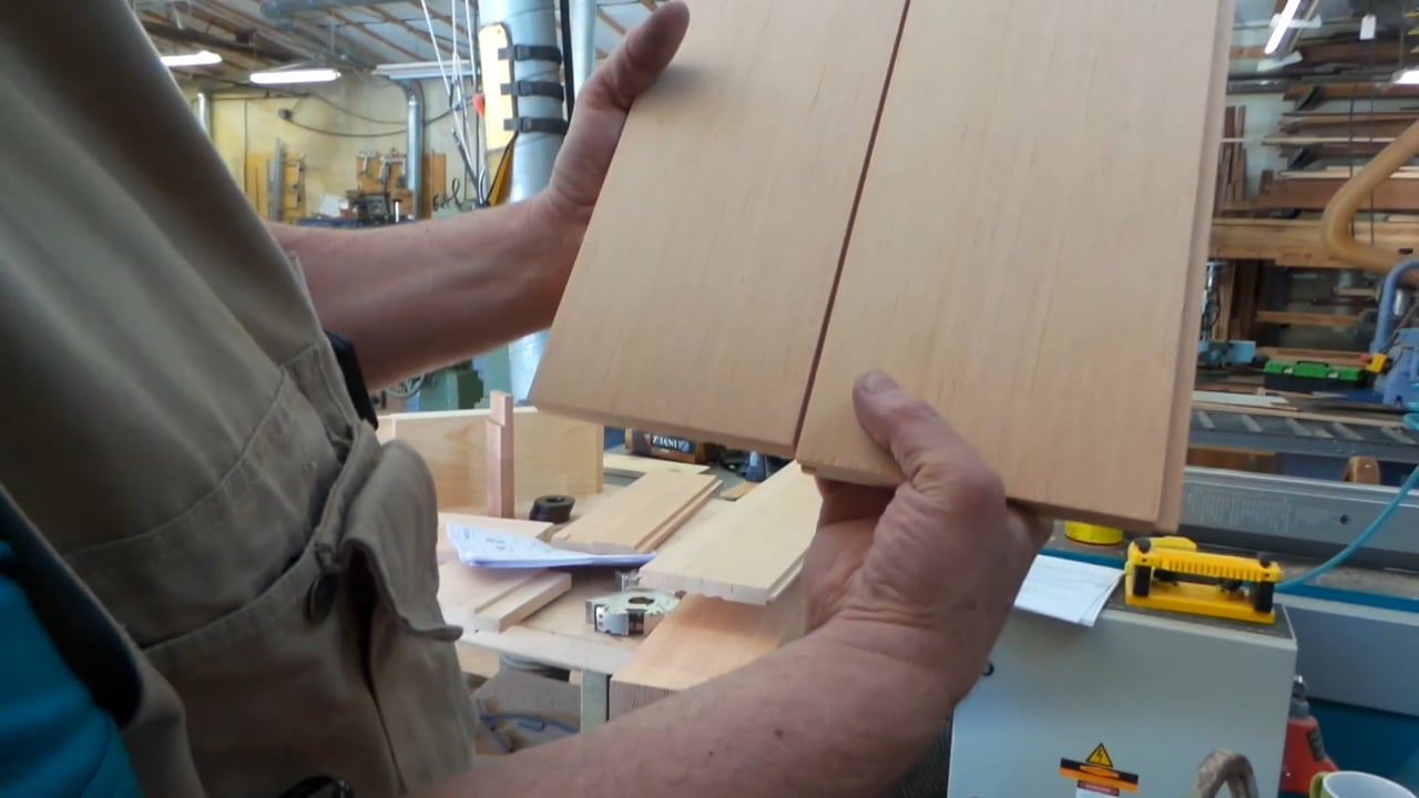 Making Flooring & Wall Paneling with the Multi-Use Cutter