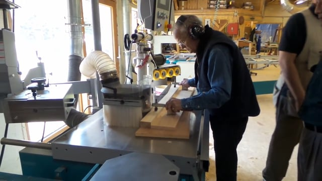 Making a Chair with the Spiral Tool, Pt. 1