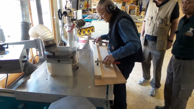 Making a Chair with the Spiral Tool, Pt. 2