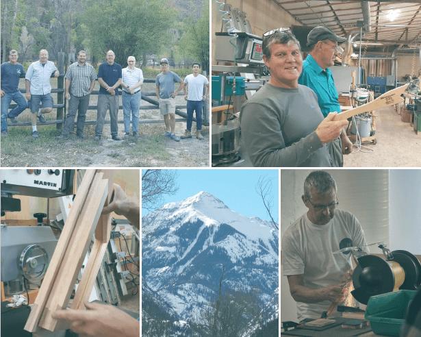 Alpine Workshops Shaper, Window and Door Woodworking Classes