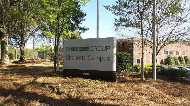 Biesse America Charlotte Campus