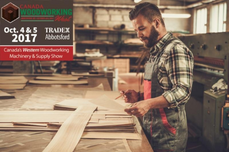 Canada Woodworking West Trade Exhibition