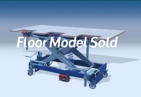 Rangate Barth 500V Floor Model Sold