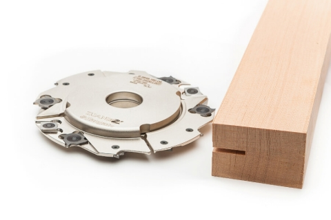 Thin Adjustable Grooving Cutters