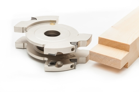 Adjustable Grooving Cutter 15-30mm with Tenoning Sample