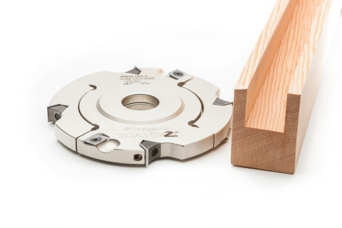 Adjustable Grooving Cutter