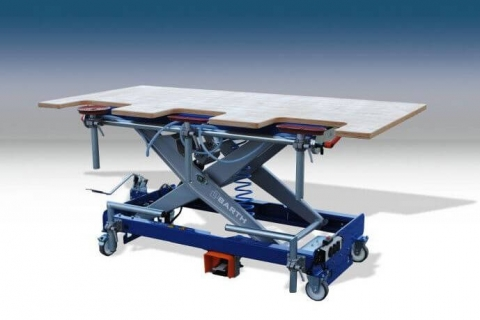 Barth Lift Table 500V