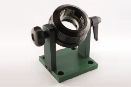 CNC Tool Demount Stand