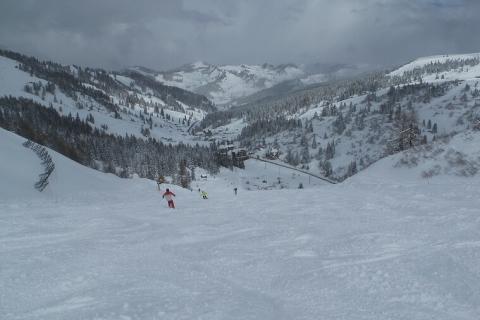 Ski Slopes in Italy