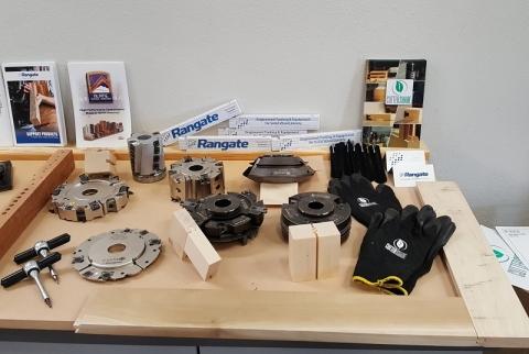 Rangate Tools at Felder Anaheim Open House