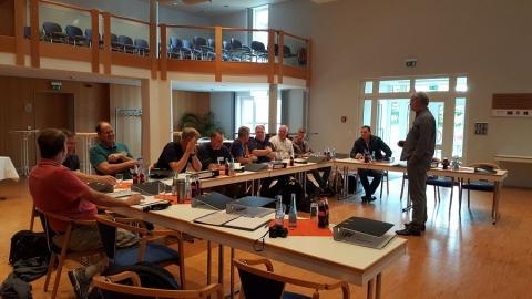 Alpine Germany session on Rangate Euro Tour