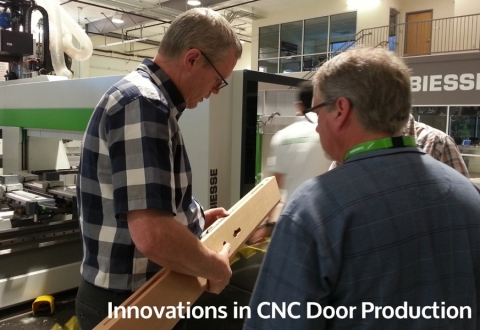 Innovations in CNC Door Production