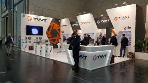 TWT Exhibiting at LIGNA 2017