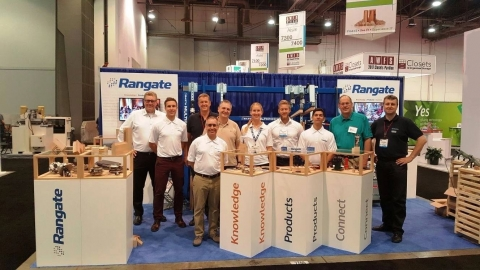 The Rangate Team at AWFS 2017