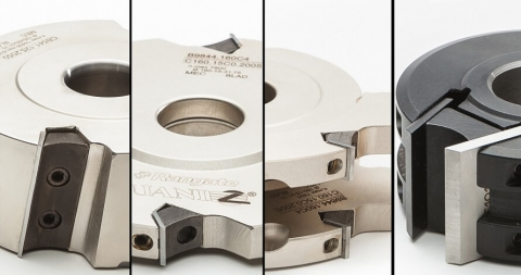 Rangate Joinery Series Shaper Cutters