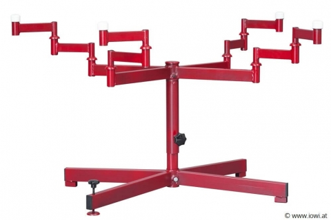 Jowi Octopus D2 Spray Table