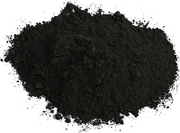 Black Color Wood Repair Powder