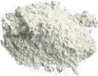 White Color Knot Filler Powder