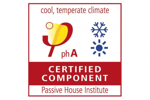 Passive House Certified Component