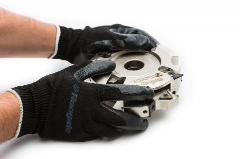 Rangate Cut-Resistant Gloves Handling Cutter