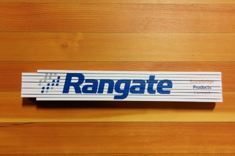 Rangate Collapsible Ruler