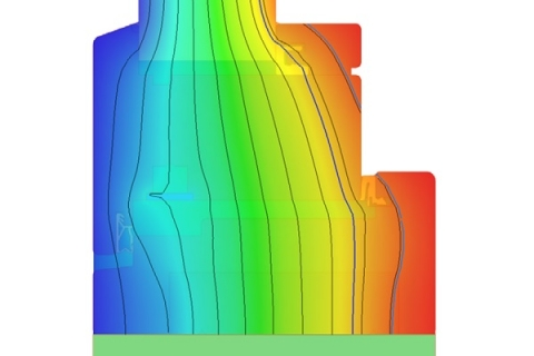 Rangate Window Thermal Simulation