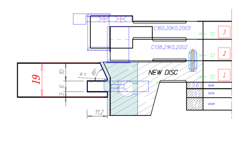 RCCDB160 Tool Drawing Thumbnail