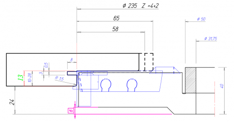 Door Jamb Cutter Tool Drawings