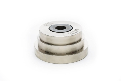 Size comparison of Bearing Set