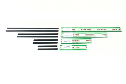 Tersa Planer Knives Size Comparison