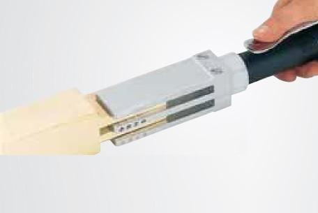 Four-Sided Tenon Nozzle
