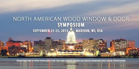 Wood Window and Door Symposium 2015