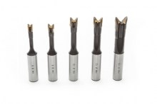 Bird's Mouth Mortise Bit Set