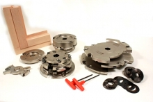 Rangate FLEXset Shaper Cutters, Spacers, Shims, and Wrenches